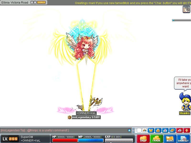 msLegendary new skills v80KoC Maple012