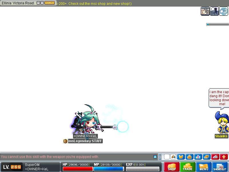 msLegendary new skills v80KoC Maple015