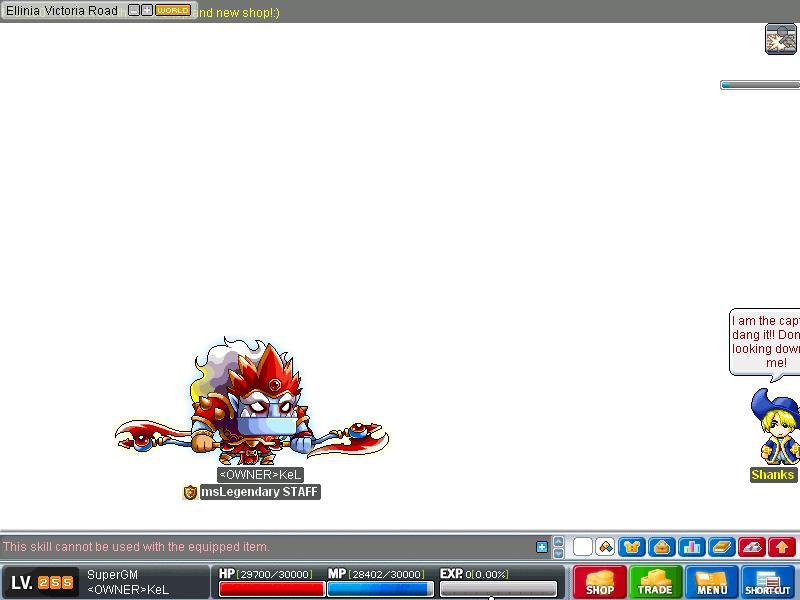msLegendary new skills v80KoC Maple022