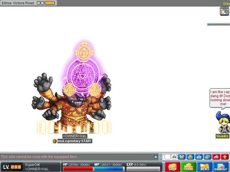 msLegendary new skills v80KoC Maple023