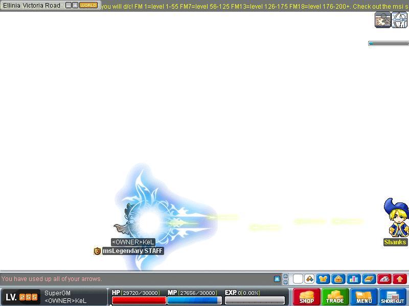 msLegendary new skills v80KoC Maple025