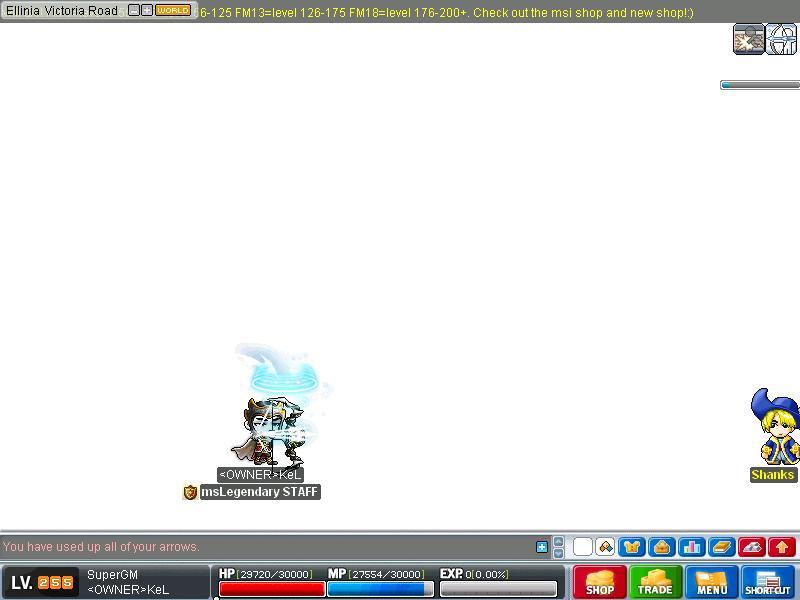 msLegendary new skills v80KoC Maple026