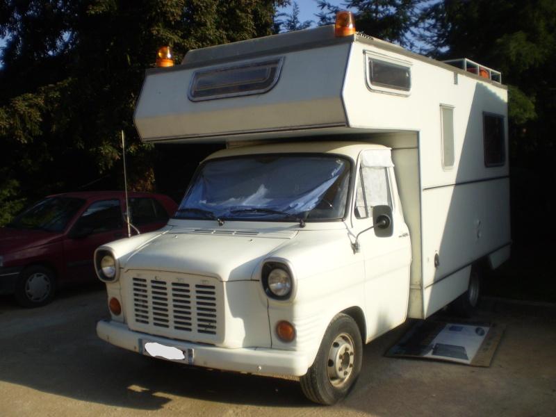 [Mk1]renovation d'un ford transit 1978 Tde111