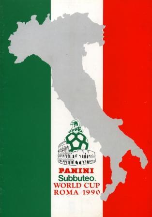 World Cup Roma 1990 1990po12