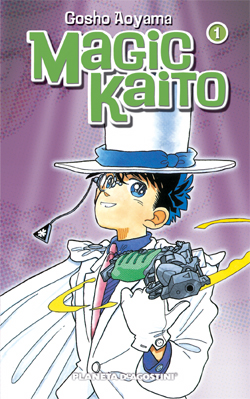 Détective Conan / Magic Kaito Magic210