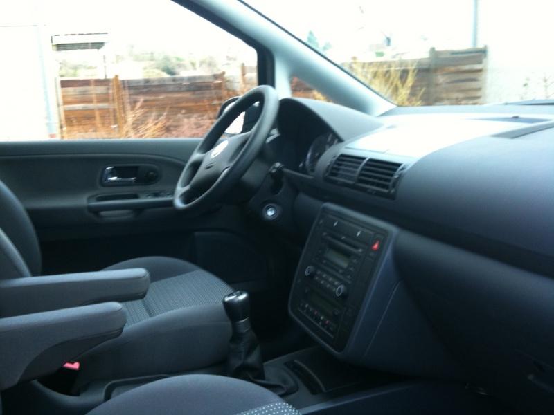 [Photo Reportage] Seat Alhambra 1.9 TDI 115 Pulsion Img_0110