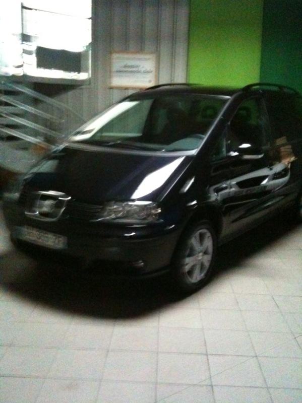 [Photo Reportage] Seat Alhambra 1.9 TDI 115 Pulsion Photo10
