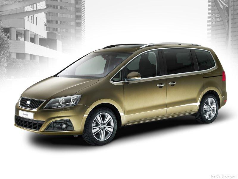 [Photo Reportage] Seat Alhambra 1.9 TDI 115 Pulsion Seat-a10