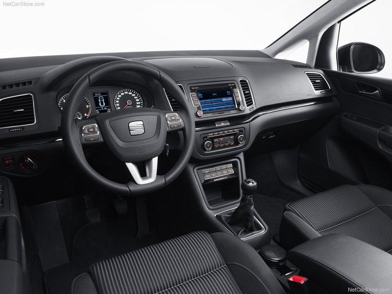 [Photo Reportage] Seat Alhambra 1.9 TDI 115 Pulsion Seat-a11
