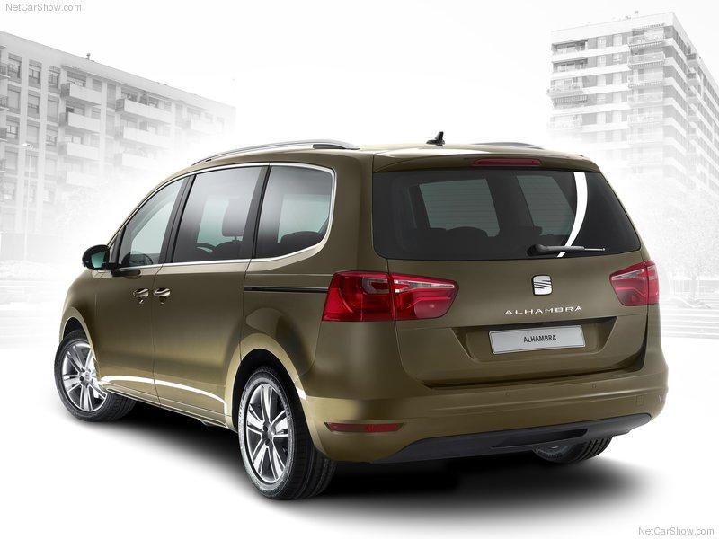 [Photo Reportage] Seat Alhambra 1.9 TDI 115 Pulsion Seat-a12