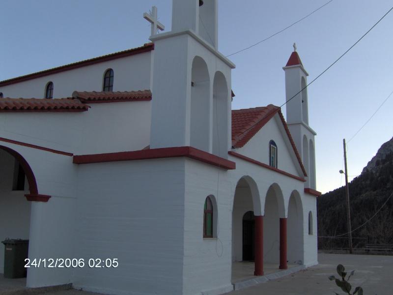 Ναός Αγίας Κυριακής Αστροχώρι Άρτας Im000411