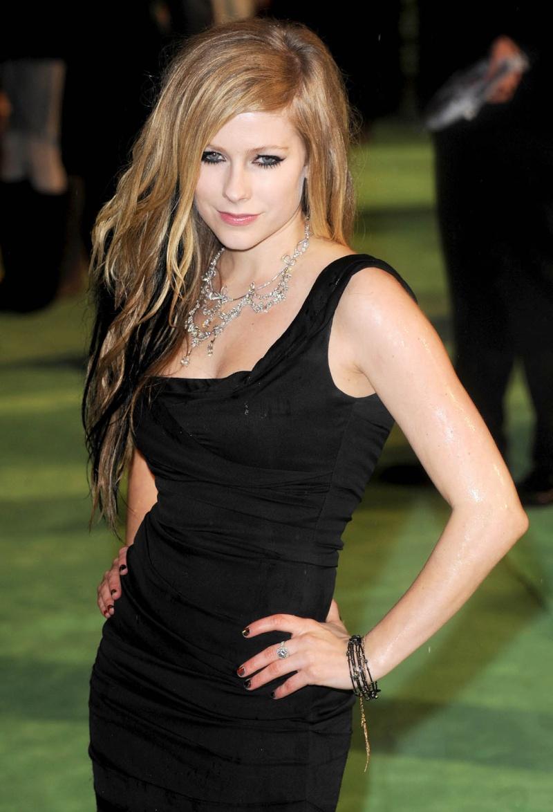 Avril Lavigne en Londres Avril_11