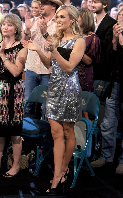 Carrie Underwood: en un rodeo Carrie10