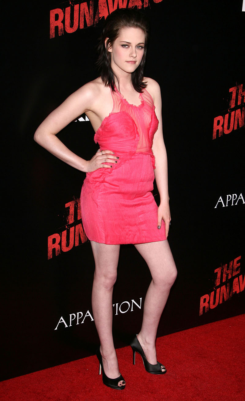 Kristen Stewart en la premiere de una pelicula Fp_46710