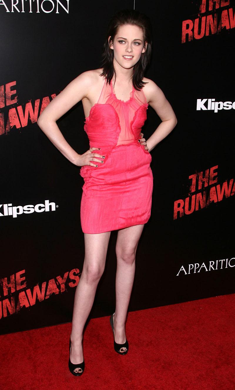 Kristen Stewart en la premiere de una pelicula Fp_46711