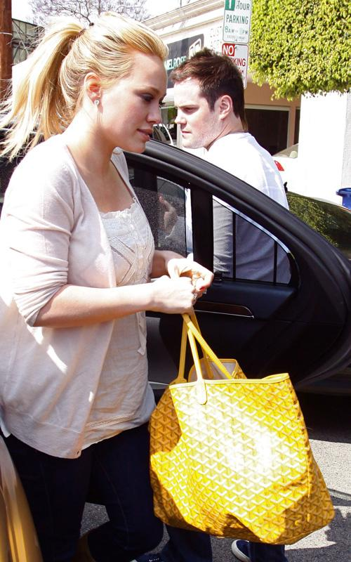 Hilary Duff de compras Hilary12