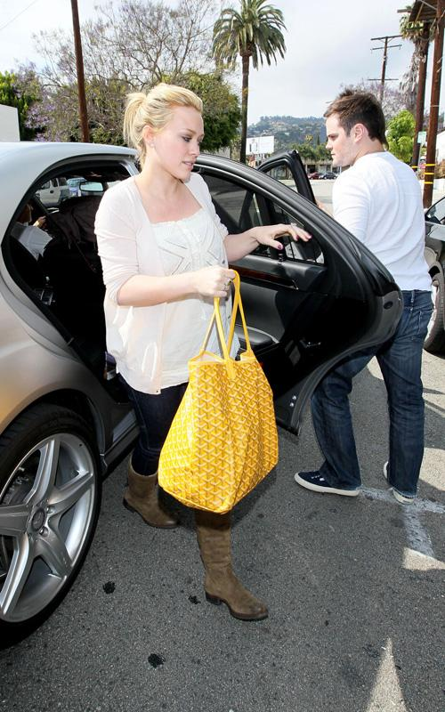 Hilary Duff de compras Hilary13