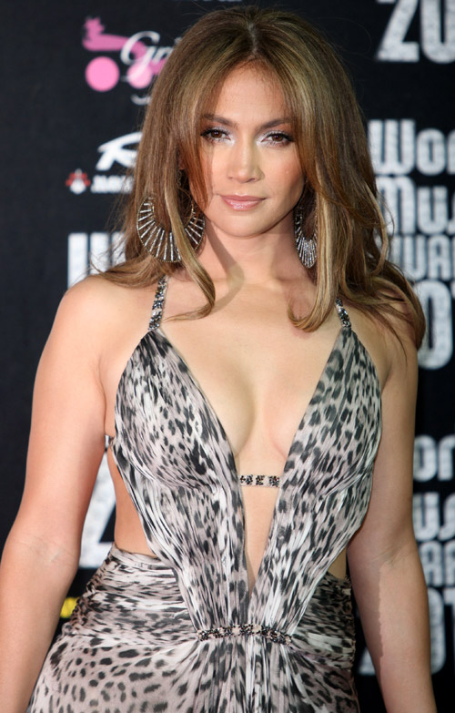 Jennifer Lopez en los Music Anual Awards Jennif17