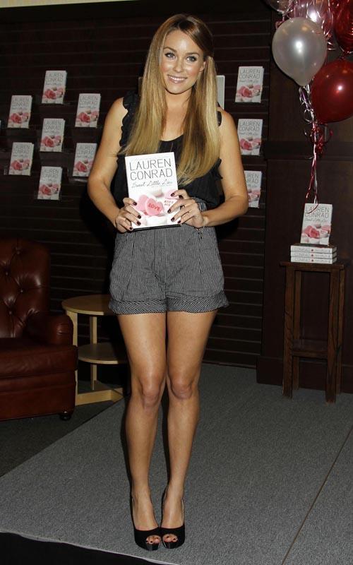 Lauren Conrad en su firma de libros Lauren11