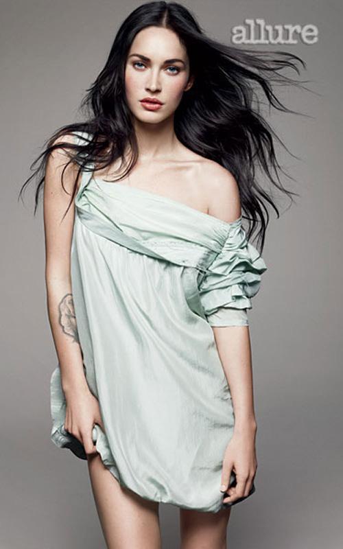 Megan Fox en allure magazine Megan-12