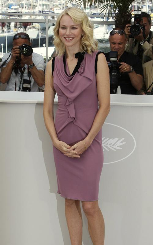 Naomi Watts en la premiere de su pelicula en Cannes Naomi-10