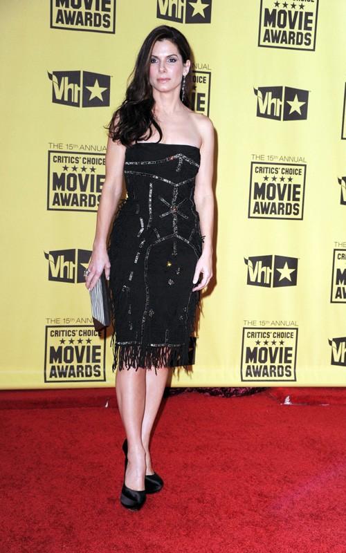 Sandra Bullock en los MTV movie Awards Sandra13