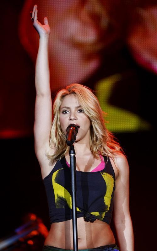 Shakira en Rock in Rio Lisboa Shakir11