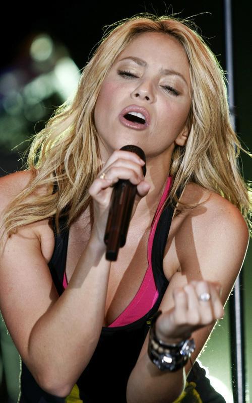 Shakira en Rock in Rio Lisboa Shakir12