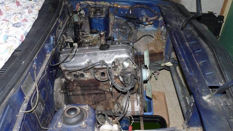 [MAZDA 121] Mazda 121 de 1977  (ex-Clem) - Page 5 P1040511