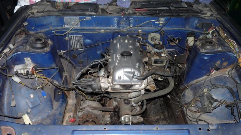 [MAZDA 121] Mazda 121 de 1977  (ex-Clem) - Page 5 P1040515