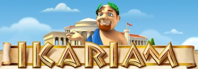 Thiết kế logo Ikaria15