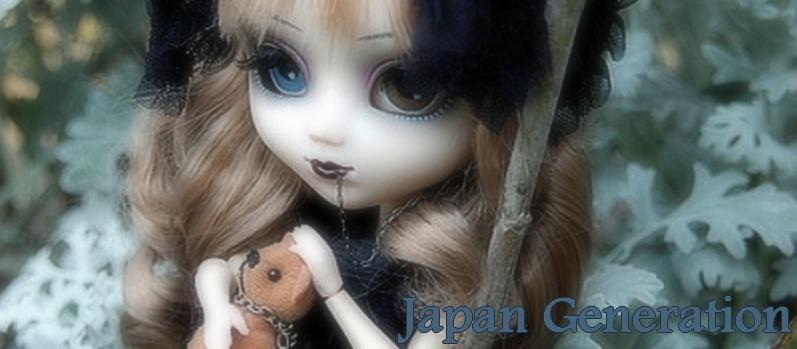 Japan generation