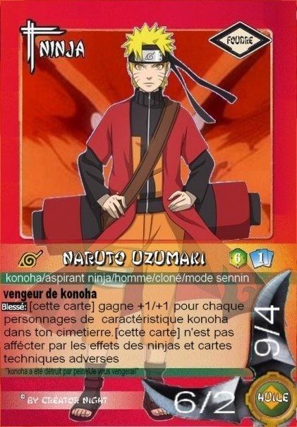 Fun carte de Riujy Naruto11
