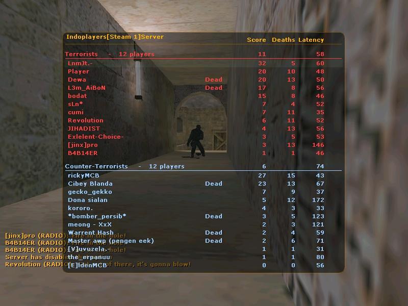 Extendtion.gos> [Screenshot Game] De_dus14