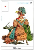 La Sibylle des salons (1827) ► Grandville (illustrations) - Page 3 39_1_d11