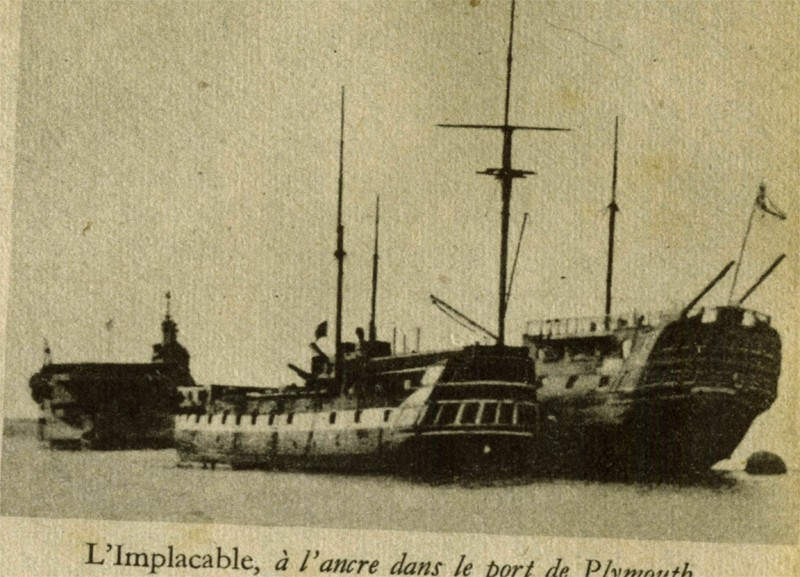 Le Duguay Trouin de 1800 (alias HMS Implacable) Dugay010