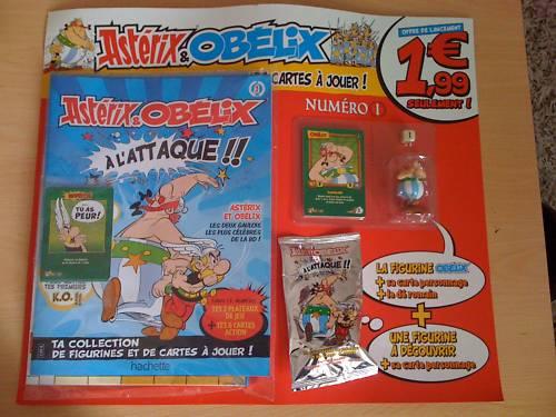 N°1 Astérix et Obélix cartes + figurines - Test hachette Bsoltj10