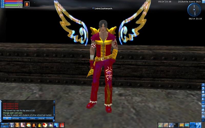 Golden Angel Set 20462021