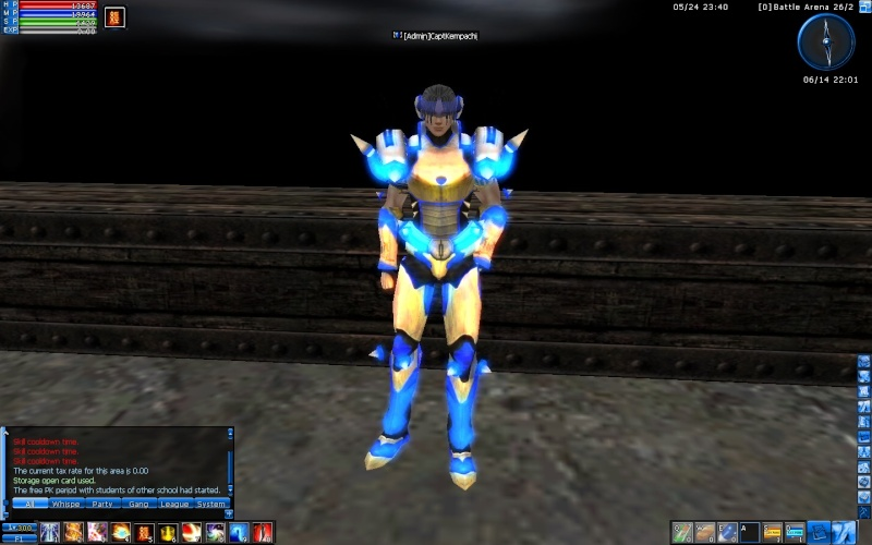 Cabal Armor Set 20462023