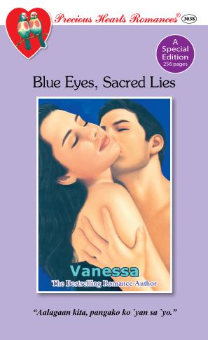 Blue eyes, Sacred lies by Vanessa Blue_e10
