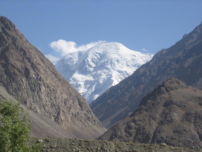 Les points culminants du monde vus avec Google Earth Afghan12