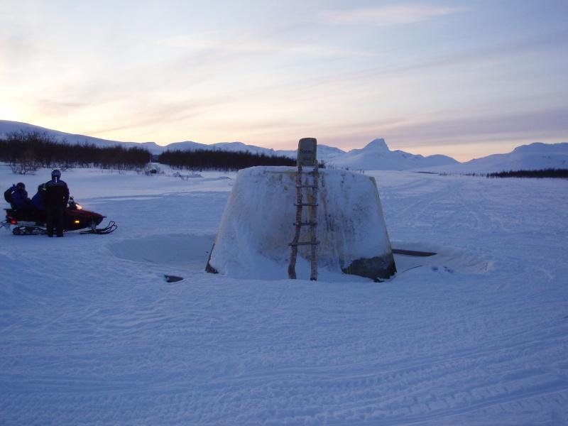 Jonction Norvège, Suède & Finlande Border13