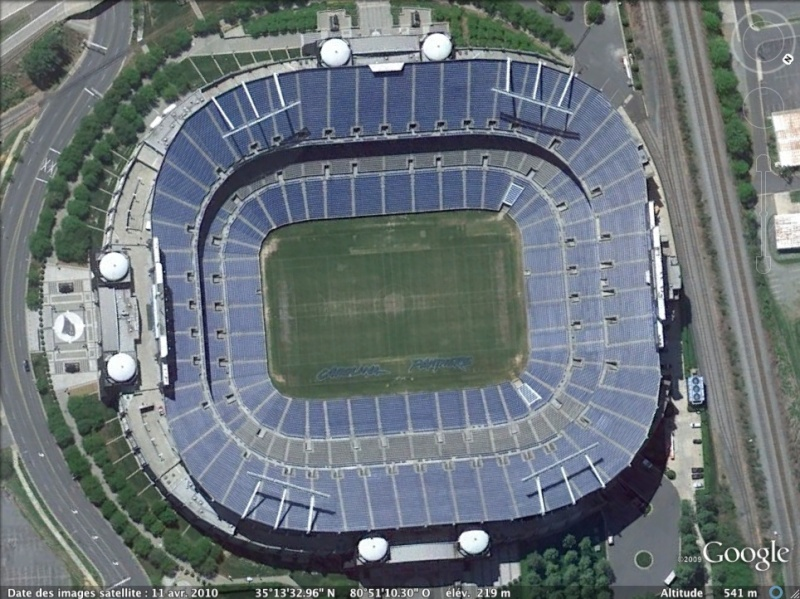 Stades de football américain full ! USA - Page 8 Caroli10