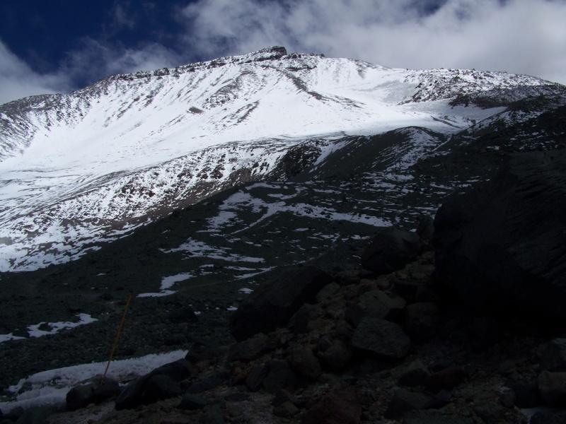 Les points culminants du monde vus avec Google Earth Chili_13