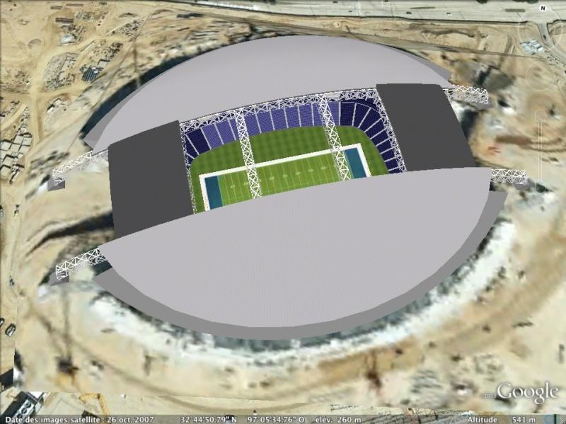 Stades de football américain full ! USA - Page 8 Dallas12