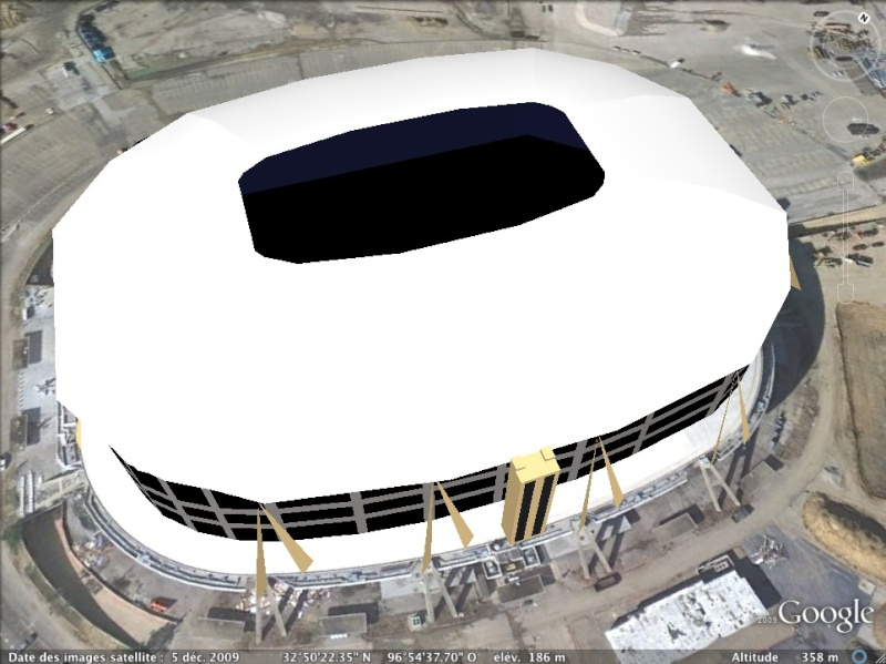 Stades de football américain full ! USA - Page 8 Dallas16