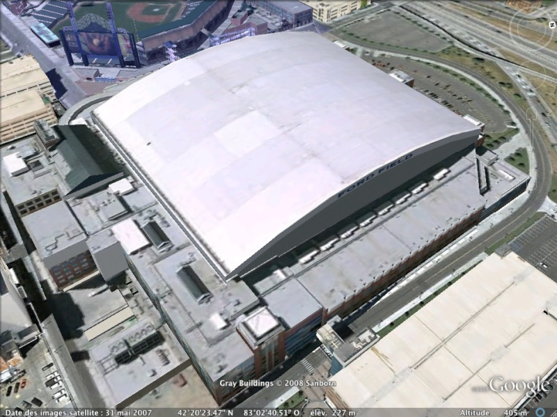 Stades de football américain full ! USA - Page 8 Detroi11