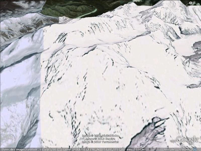 Les points culminants du monde vus avec Google Earth - Page 2 Etats-11