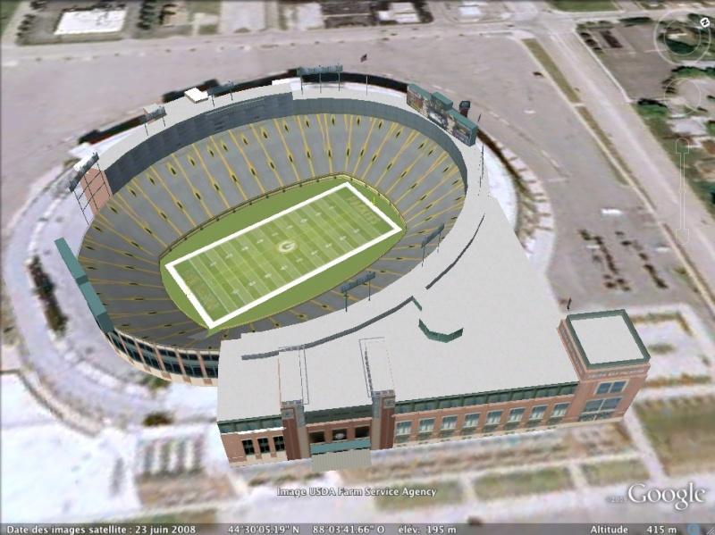Stades de football américain full ! USA - Page 8 Green_17