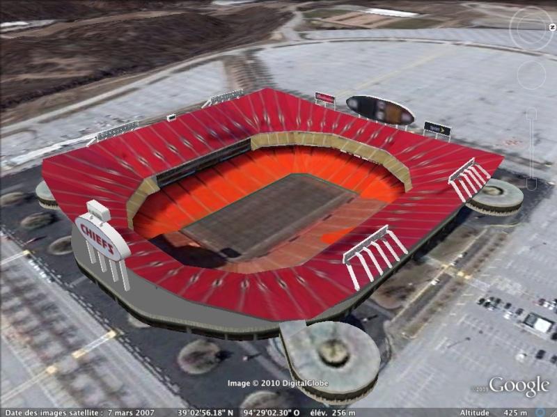 Stades de football américain full ! USA - Page 9 Kansas11